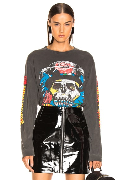 Guns N' Roses Long Sleeve