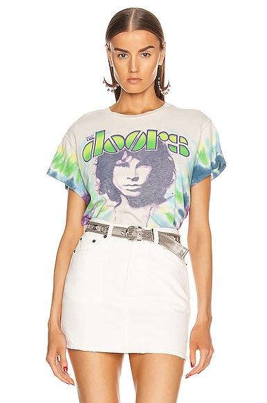 """The Doors """"Morrison"""" Tie Dye Crew Tee"""