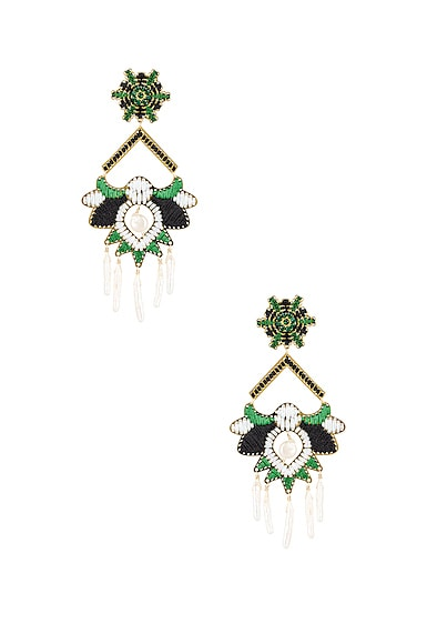 Flor del Paramo Earrings