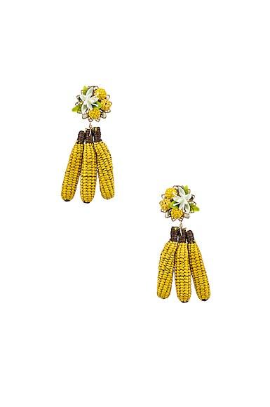 Banana Tropics Earrings