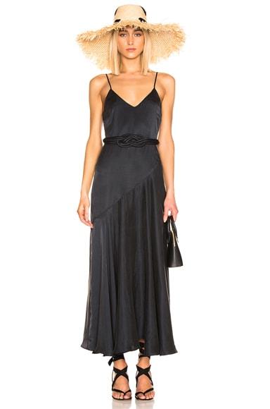 Belted Nina Dress