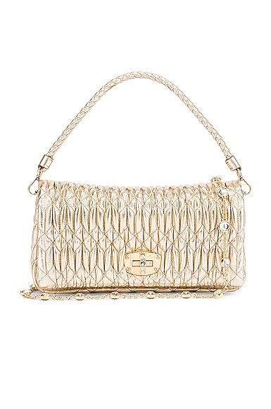 Crystal Chain Bag