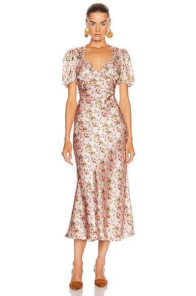 Titian Bias Dress