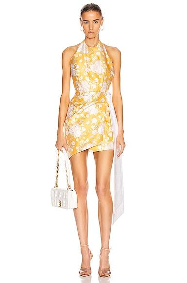 Bellini Mini Wrap Dress