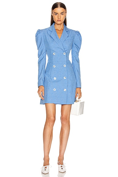 Leap Of Faith Blazer Dress