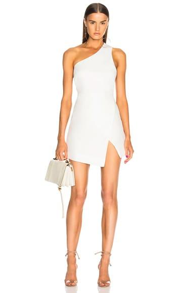 Back Strap Mini Dress