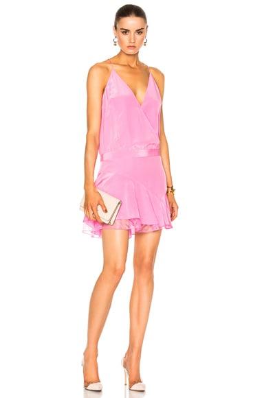 Cami Ruffle Mini Dress