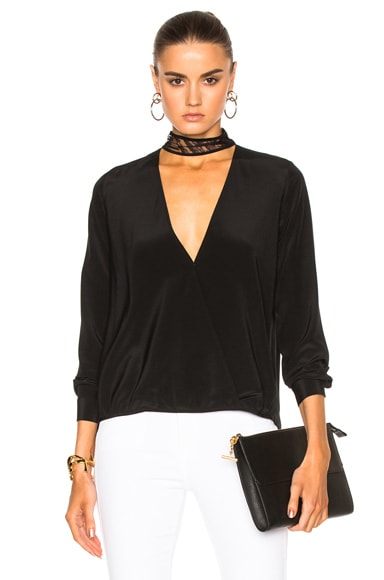 Blouse with Choker