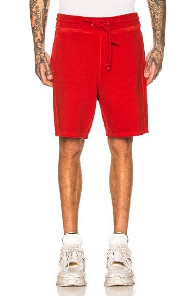 Fade Garment Dye Shorts