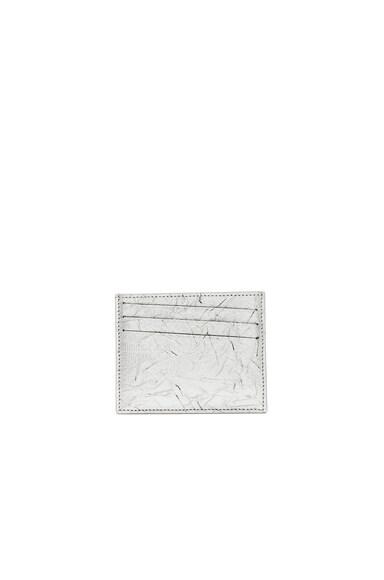 Shiny Leather Cardholder