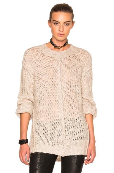 Multi Stitch Sweater