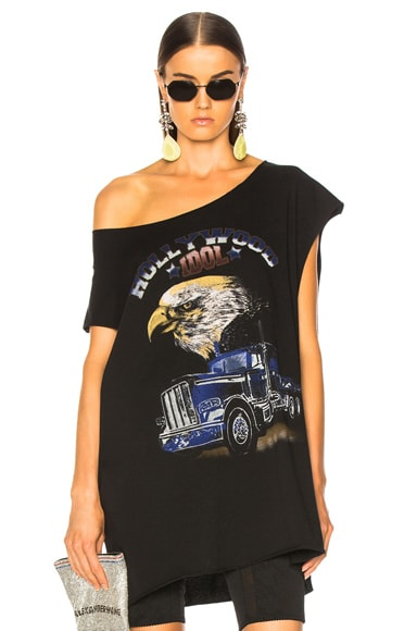 Hollywood Moon Graphic Tank