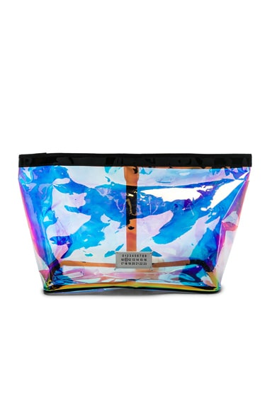 Medium Holographic Pouch