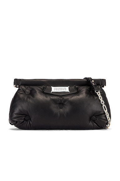 Glam Slam Chain Crossbody Bag