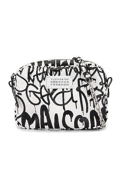 Glam Slam Graffiti Camera Bag