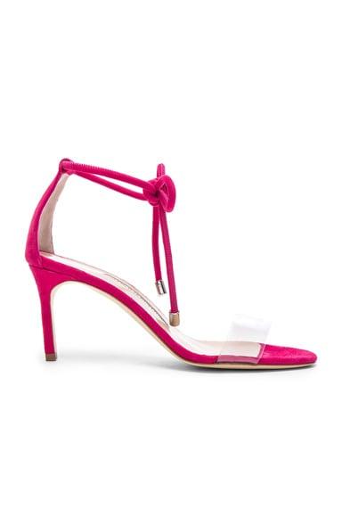 Suede Estro 70 Sandals