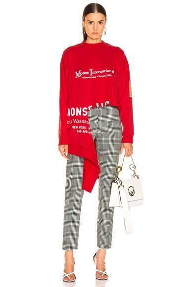 International Rip Sweater