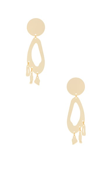Lobe Chandelier Earrings
