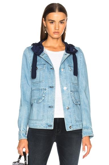 Resinite Jacket