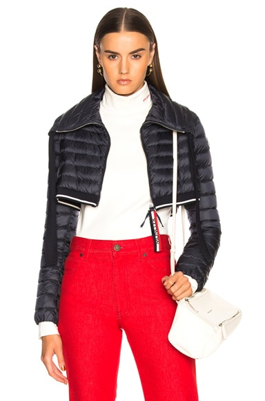 Citrin Cropped Jacket