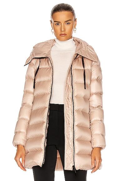 Moncler Suyen Jacket in Blush