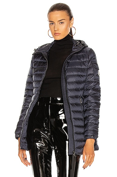 Moncler Ments Giubbotto Jacket in Blue