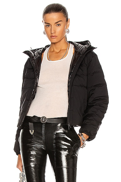 Moncler Anwar Giubbotto Jacket in Black