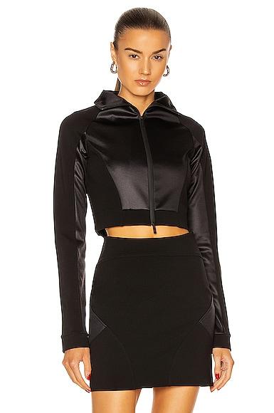Moncler Maglia Cardigan Jacket in Black
