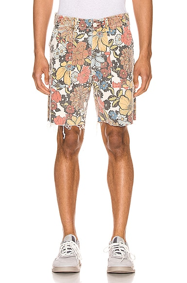 Mother Shorts The Commando Fray Short