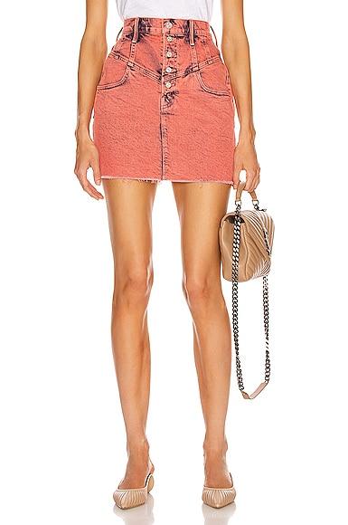 The Swooner Yoke Front Skirt