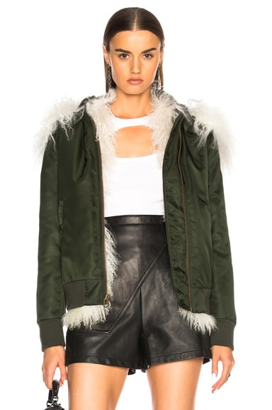 Slim New York Bomber Jacket