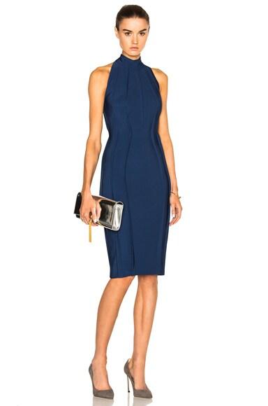Sleeveless Mega Milano Dress