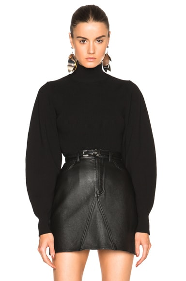 Exaggerated Volume Sweater