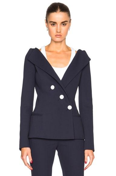 Tailored Twill Jacket