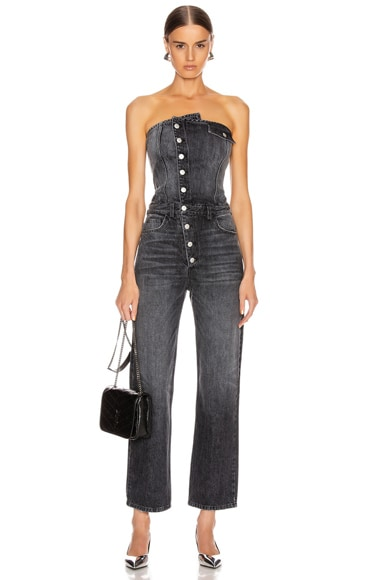 Abigael Denim Jumpsuit