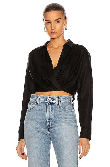 Maxwell Linen Shirt