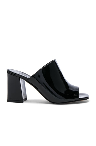 Patent Leather Penelope Mules
