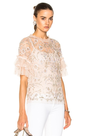 Constellation Lace Top