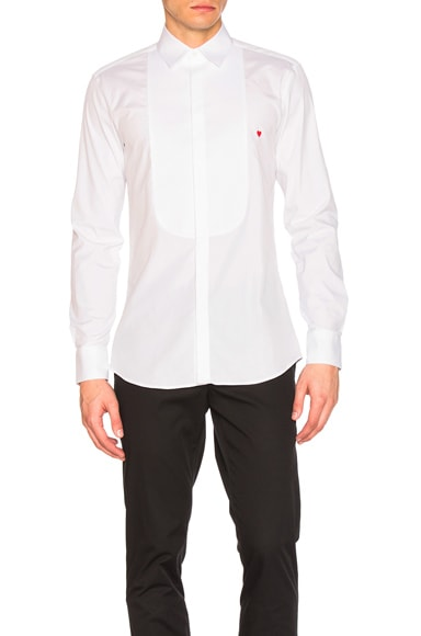 Icon Graphics Tuxedo Shirt