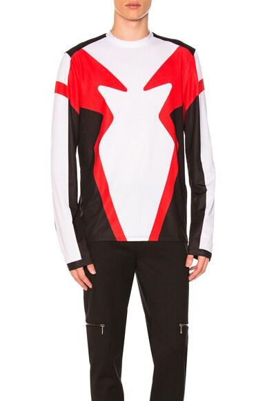 Motocross Long Sleeve Tee