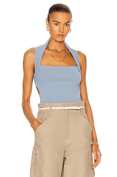 Nanushka Clothing NAIA TOP