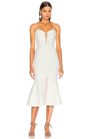 Flip Hem Dress
