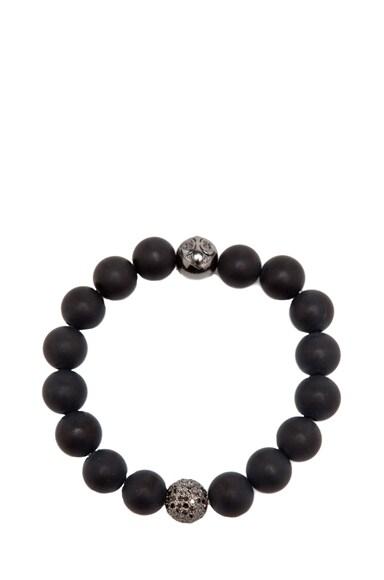 Diamond Collection Ball Bracelet