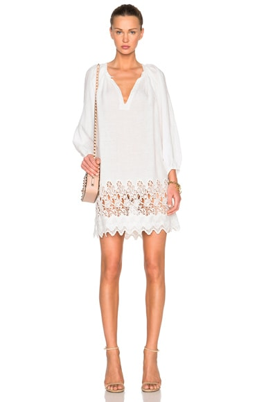 Eyelet Saint Tropez Dress