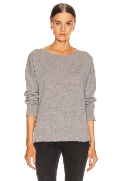 Boyfriend Cashmere Sweater