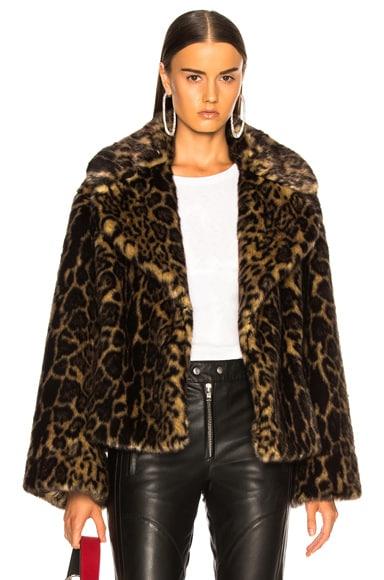 Sedella Faux Fur Coat