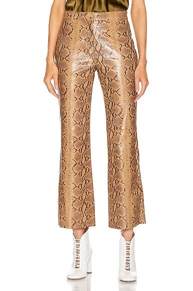 Vianna Leather Pant