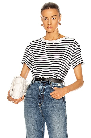 Stripe Brady T Shirt