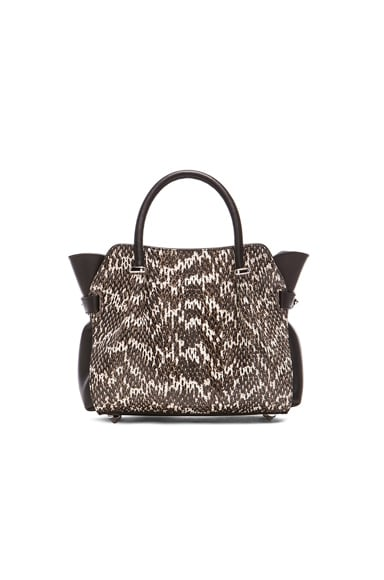 Small Snake Marche Satchel