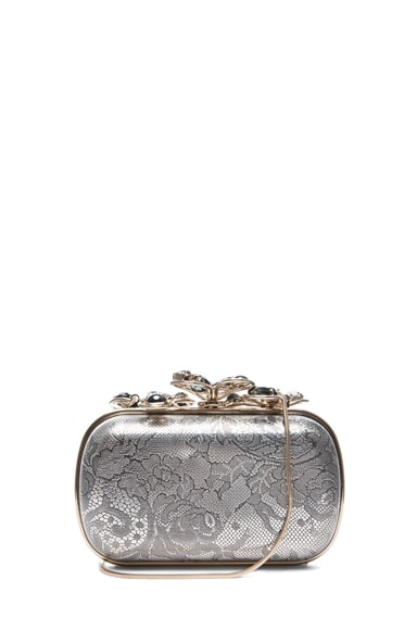 Etched Clutch